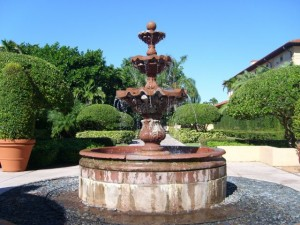 Coral Gables Real Estate Fountain
