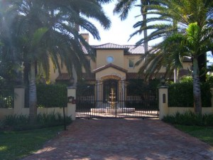 Miami and Coral Gables Real Estate Photos -- 8400 SW 52 Ave.
