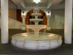 Coral Gables Real Estate Photos -- Fountain at 55 Merrick Way 2