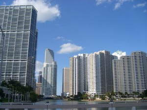 Miami Real Estate Photos -- Brickell Key 1