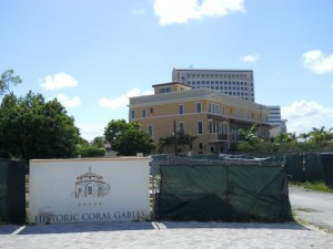 Coral Gables Real Estate Photos -- Old Spanish Village -- Completed Phase One Town Homes