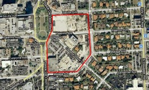 Coral Gables Real Estate Photos -- Old Spanish Village Map