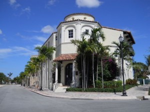 Coral Gables Real Estate Photos -- Old Spanish Village -- Sales Office