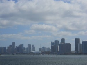 Miami Real Estate Photos -- Biscayne Bay & Downtown 4