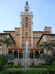 Coral Gables Real Estate Photos -- Biltmore Golf Course Fountain -- 1