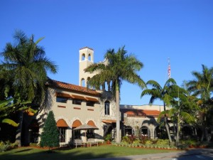 Coral Gables Real Estate Photos -- Coral Gables Country Club Exterior (1)