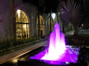 Coral Gables Real Estate Photos -- Fountain at Coral Gables Country Club