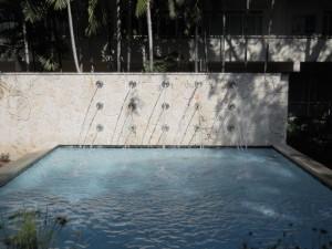 Coral Gables Real Estate Photos -- Fountain at University or Miami School of Law (UM La w School)