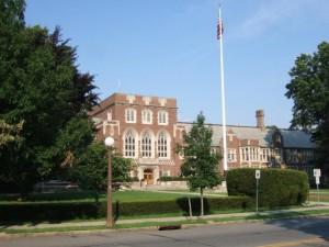 Bronxville High School, Bronxville, NY