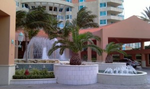 Miami Beach Real Estate Photos -- Fountain at Portofino Condo (South Beach SoFi)