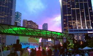 Miami Real Estate Photos -- DWNTWN Concert Series -- 2011 to 2012