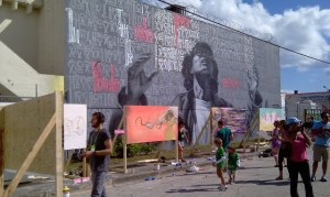 Miami Real Estate Photos -- Wynwood Art Fair 2011 -- Pic 1