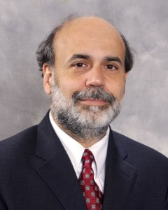 Ben Bernanke Photo (Wikipedia Commons)