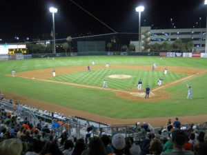 Coral Gables Real Estate Photos -- UM Univ Miami Hurricanes Baseball 2012