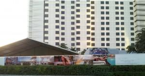 Billboard for SLS Brickell